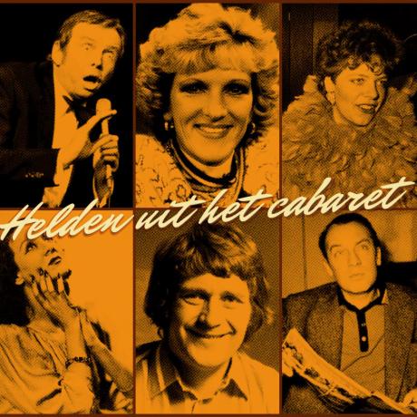 Helden uit het cabaret