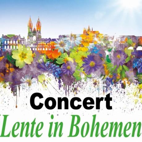 Lente in Bohemen