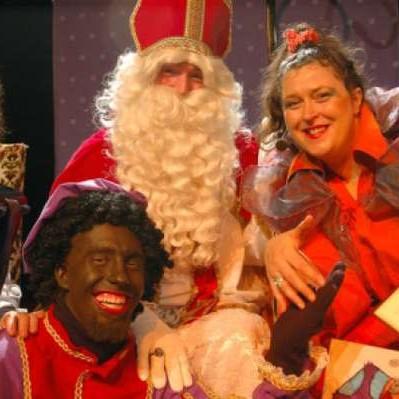 Sinterklaas Speculaas - Kip van Troje