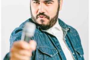 Arbi El Ayachi - comedy © Jesse Willems