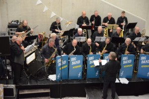 Big band Nothengem - muziek